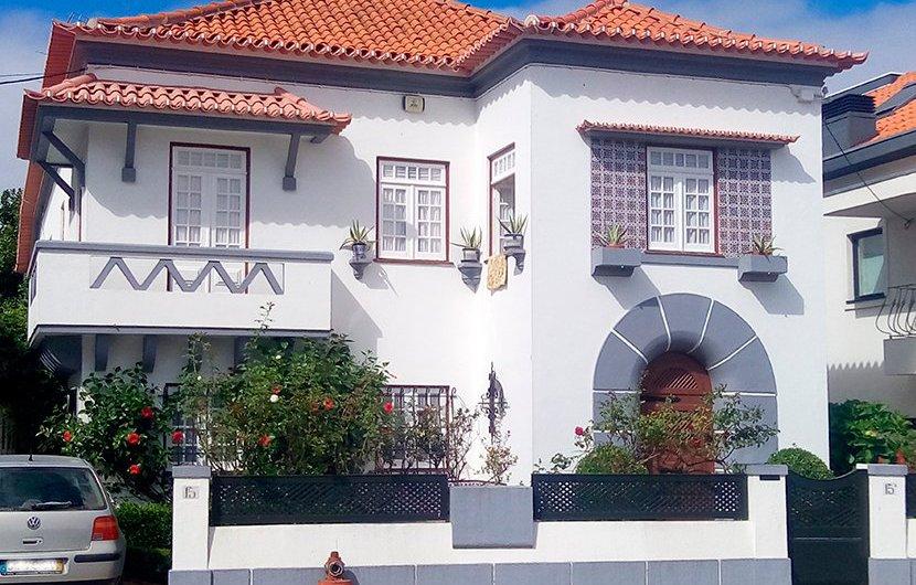 Pintura de moradia - Aveiro (Vera-Cruz)